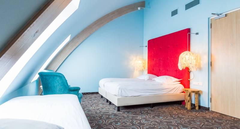 Hotel de roode schuur in nijkerk de beste aanbiedingen for Designhotel de roode schuur