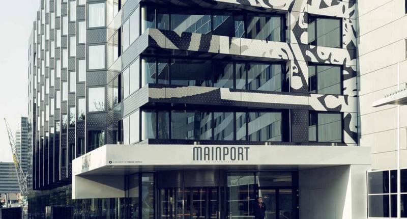 Mainport design hotel in rotterdam de beste aanbiedingen for Mainport design hotel leuvehaven 77 rotterdam