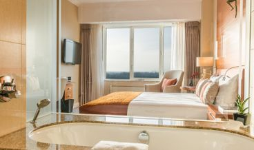 afbeelding van Superior city view room double or twin