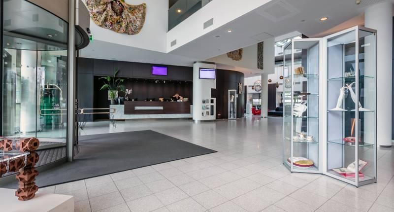 Dutch design hotel artemis in amsterdam de beste for Artemis dutch design hotel 4