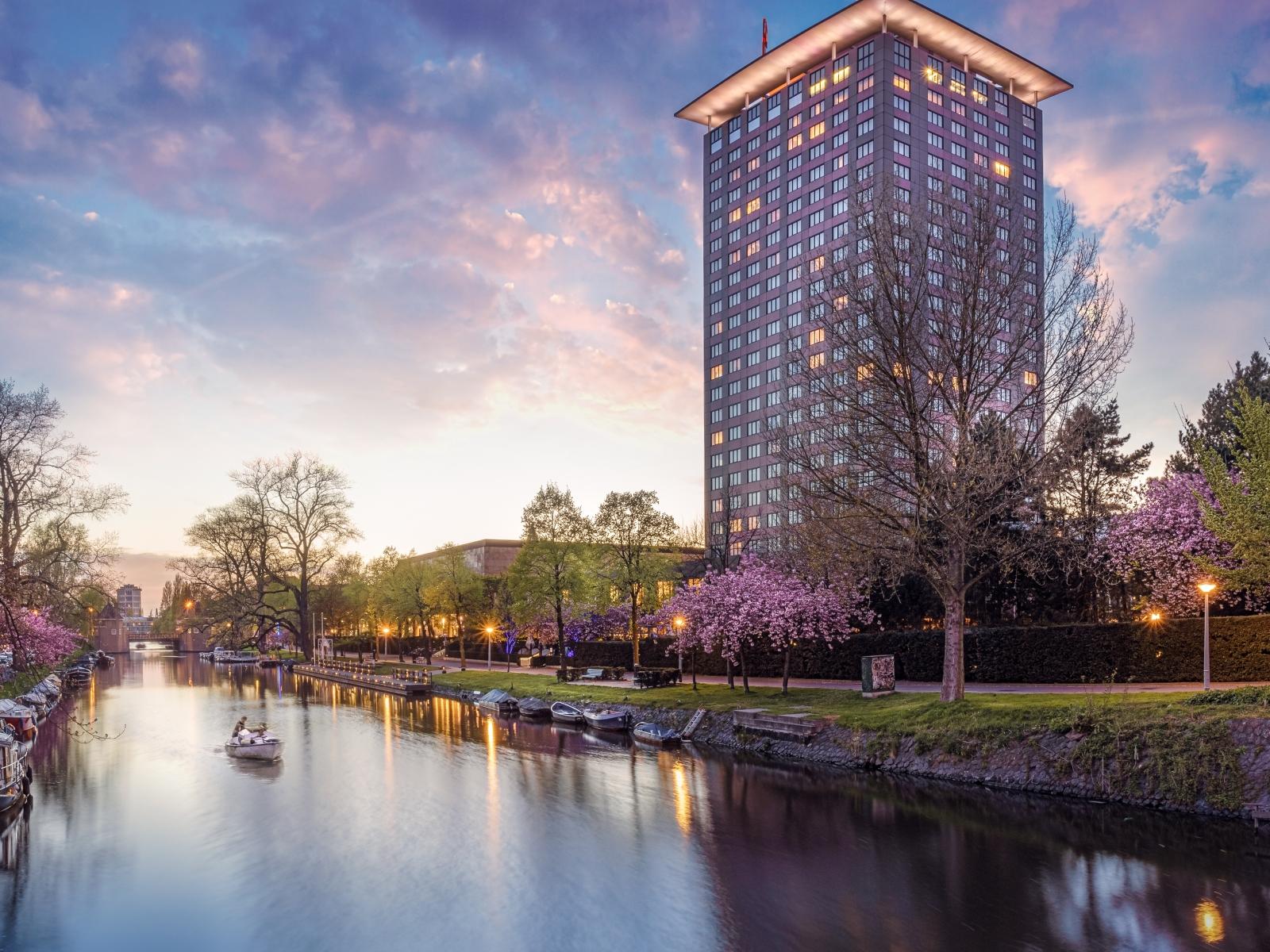 Hotels met een zwembad in amsterdam