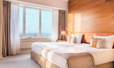 afbeelding van Superior city view junior suite twin