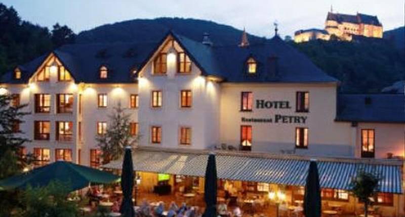 4a43a4dd872fbb Hotel Petry in Vianden - de beste aanbiedingen!