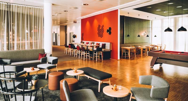 Vienna House Easy Trier Hotel - room photo 8740606